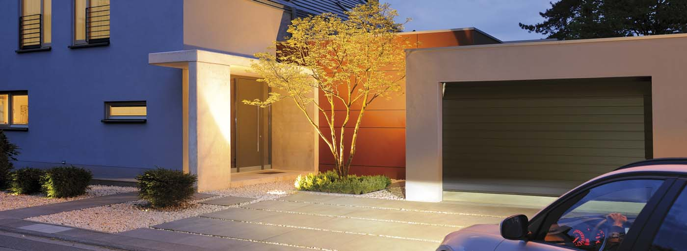 Garage Portes Sectionnelles